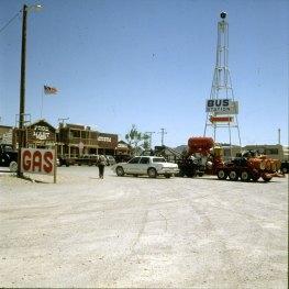 Absteige vieler Prominenter in Arizona 1983