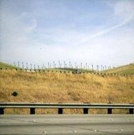 Windparks in Südkalifornien 1986
