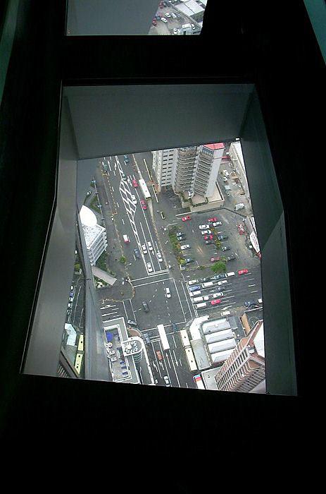 auckland-TV-Turm-blick-unten