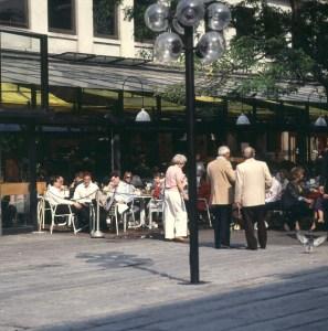 Teatime in Boston Center 1988