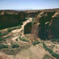 Chelly Canyon 1986