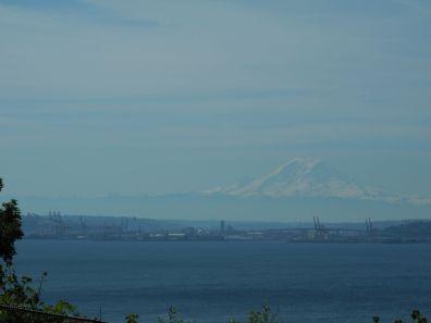 canada-seattle ausblick Mt.Rainier111