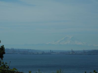 canada-seattle ausblick Mt.Rainier111