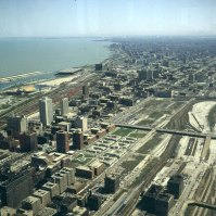 chicago-sears-tower-blick nach sueden