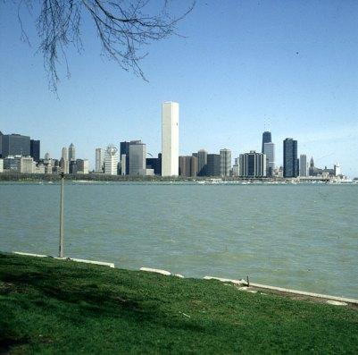 chicago-totale 1983 - vor ausbau