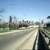 chicago-zufahrt-leer 1983