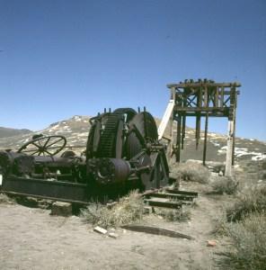 Death-Valley-Bode Ruinen