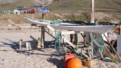 groenland-moderner Kajak 2007
