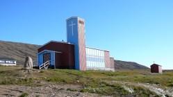 groenland-moderne Kirche von Dänemark 2007