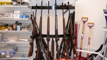 groenland-Gewehre sind Normalbesitz 2007