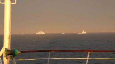 Groenland ständige Wegbegleiter 2007