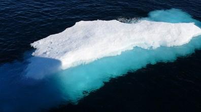 groenland-viel mehr Eis unter Wasser 2007
