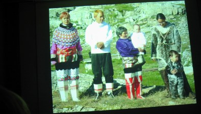 Grönland-Lichtbildervorträge über Land und Leute