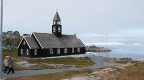 Grönland-Kirche in Ilulissat 2007