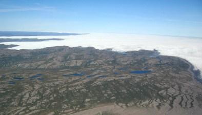 Grönland-Grenze Inlandeis 2007