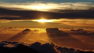 hawaii-svend einen Tag danach auf Gipfel-100