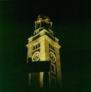 London-Hongkong Endstation 1997
