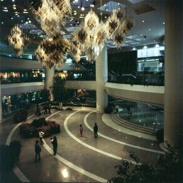 Hongkong Kowloon Mall 1997
