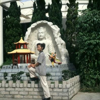 Hongkong-Oceanpark Erinnerungsfoto-1997