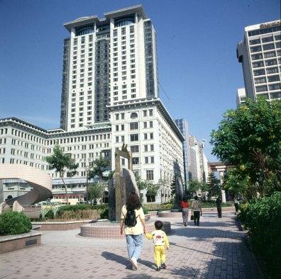 Hongkong-Peninsula-Hotel 1997