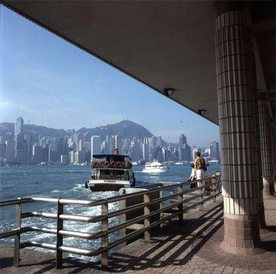Hongkong-Starferry 1997