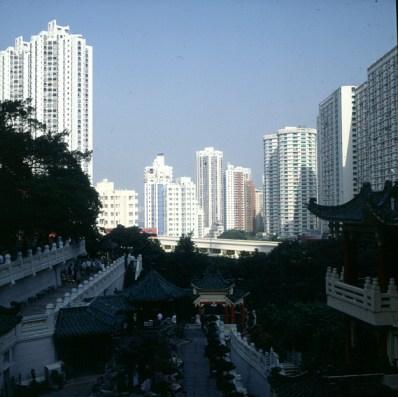 Hongkong-Tigerbalmgarden 1997