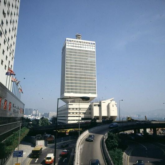 Hongkong-Victoria-Hafen 1997