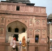 Indien-Agra-Rotes Fort 1999