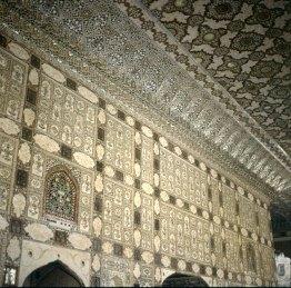 Indien in Festung Amber 1999