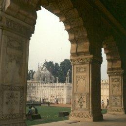 Indien-Altdelhi-Palast 1999