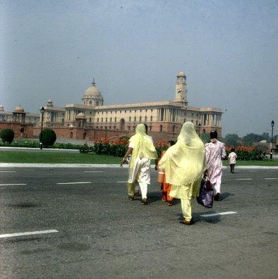 Iindien-delhi-parlament 1999