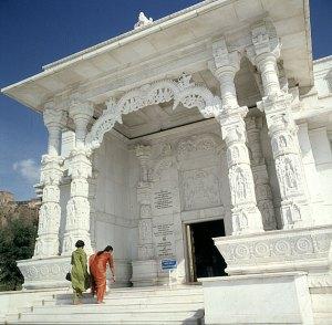 iIndien-Delhi-Buddhatempel-1999