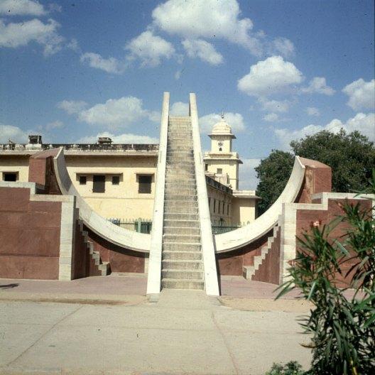Indien-Jaipur-Astronomiepark 1999