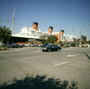 angeles-long-beach - Queen Mary als Museum/Hotel