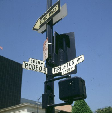 los-angeles-rodeo-schild