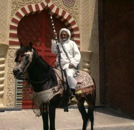 Marokko-Marrakesch-Folklorespiele 1995