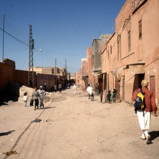Marokko-Marrakesch 1995