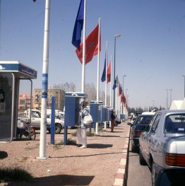 Marokko-Marrakesch-Kongresscenter 1995