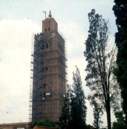 marokko-Marrakesch-Kutubia 1995