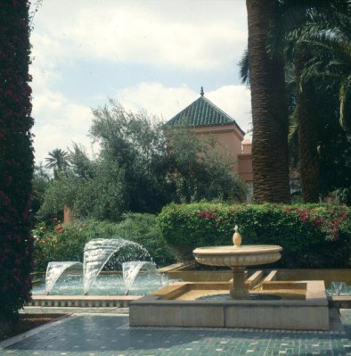 Marokko-Marrakesch-Mamounia-1995