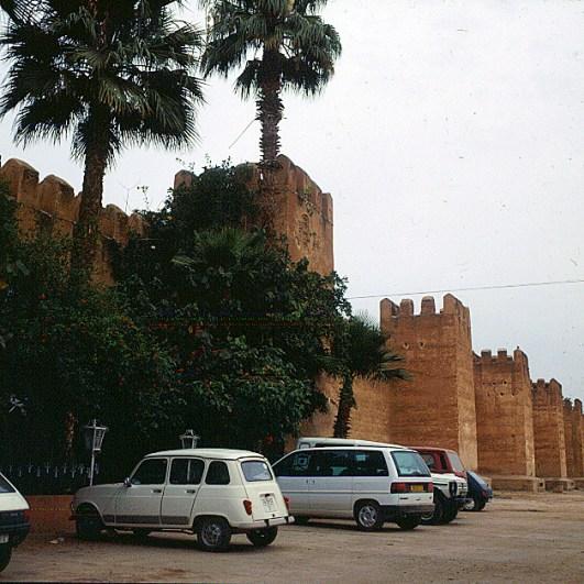 Marokko-Taroudant 1995