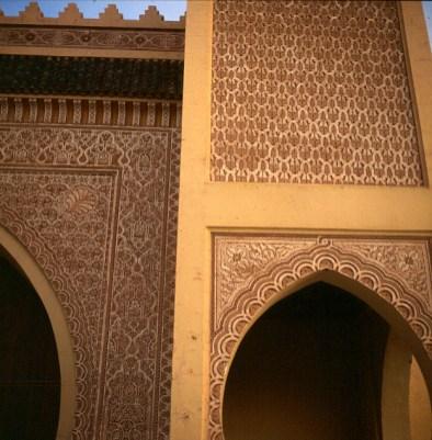 marokko-Bahiapalast 1995