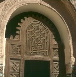 Marokko-Saadiergräber 1995