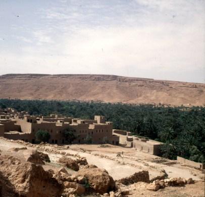 Marokko-Tafilaletoase 1995