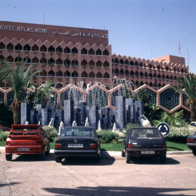 Marokko-Tagungshotel 1995