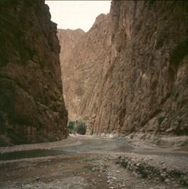 Marokko-Todraschlucht 1995