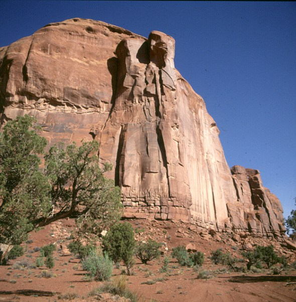 monument-valley-vor finger gottes