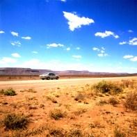 namibia-Fahrt zum Fishrivercanyon 1987