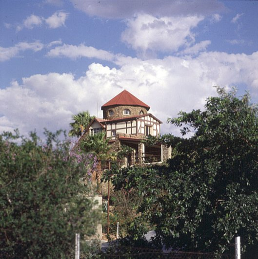 Namibia Windhuk Individualistenvilla 1987