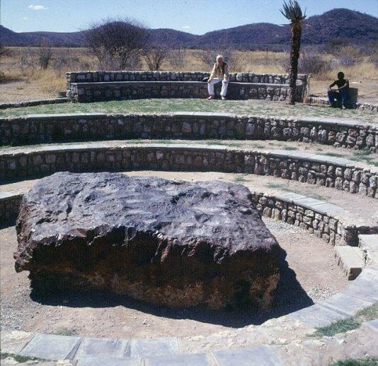 namibia-windhuk-hoba-meteor 1987